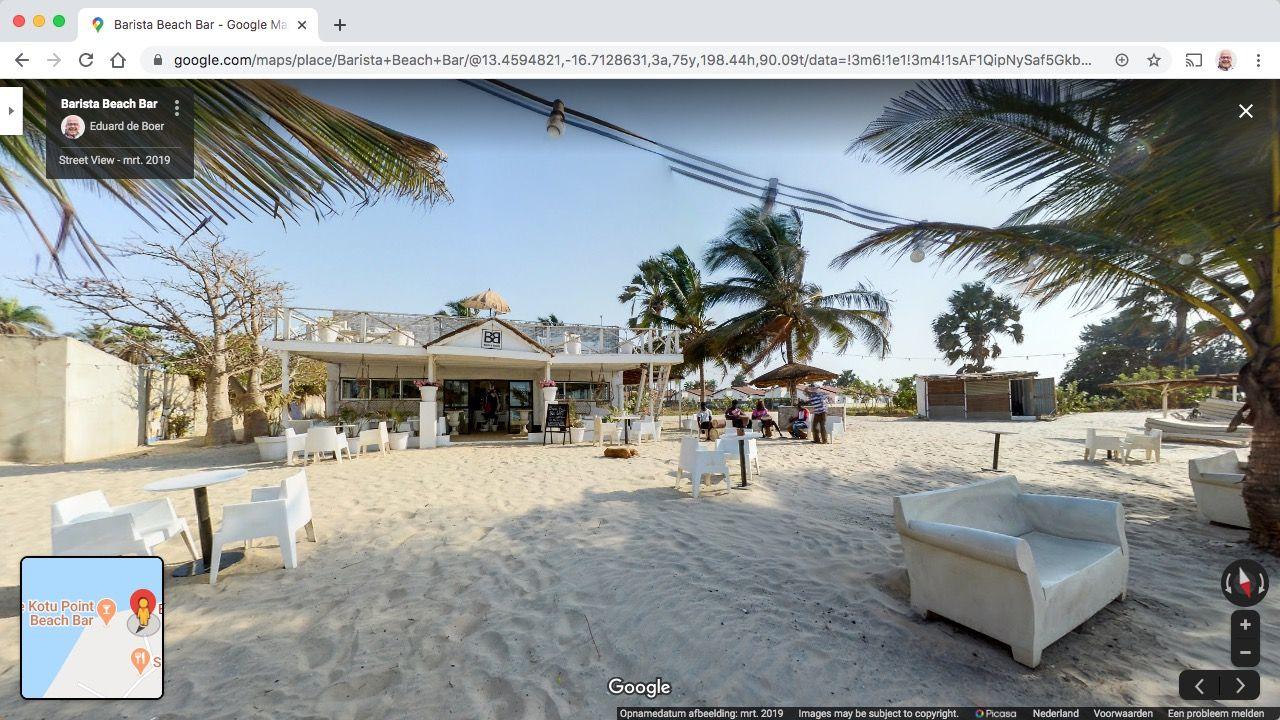 Barista Beach Bar