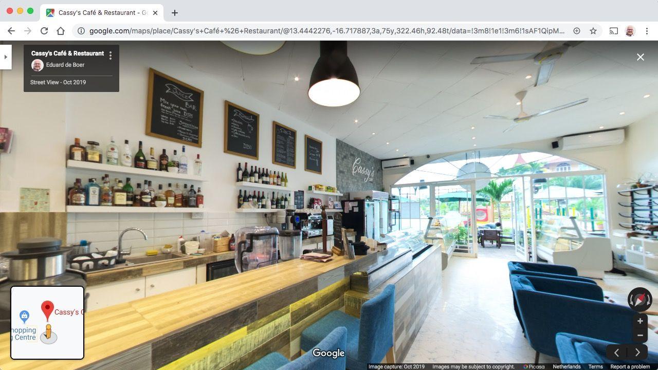 Cassys Café and Restaurant