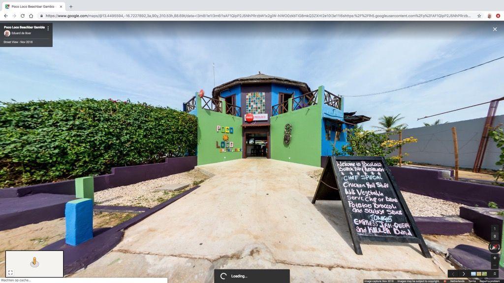 Poco Loco Beachbar
